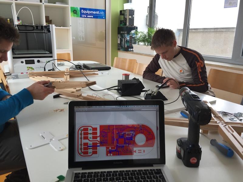 Opening of Code Week Slovenia