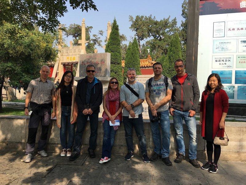 Ljubljanska Fakulteta za elektrotehniko sodeluje z univerzami na Kitajskem
