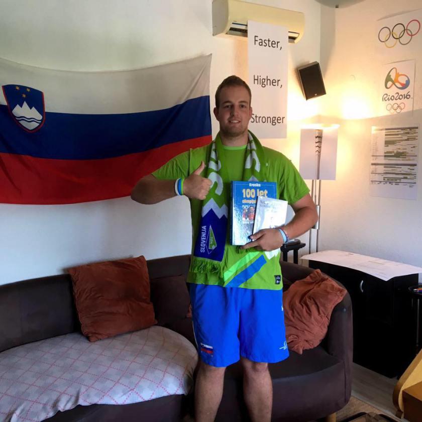Študent multimedije na zimskih olimpijskih igrah 2018