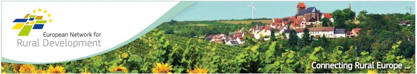 Projekt ERUDITE je prepoznan kot eden ključnih iniciativ za razvoj podeželja v EU