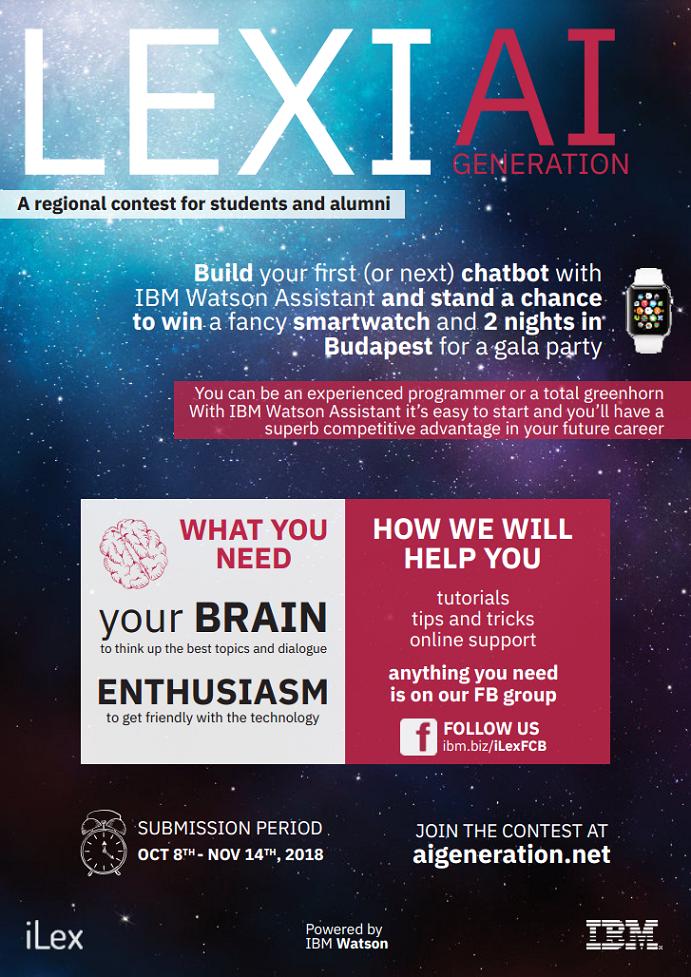LEXI AI Generation tekmovanje