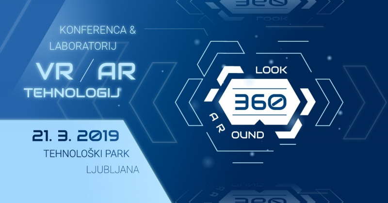 Konferenca LOOK AROUND 360