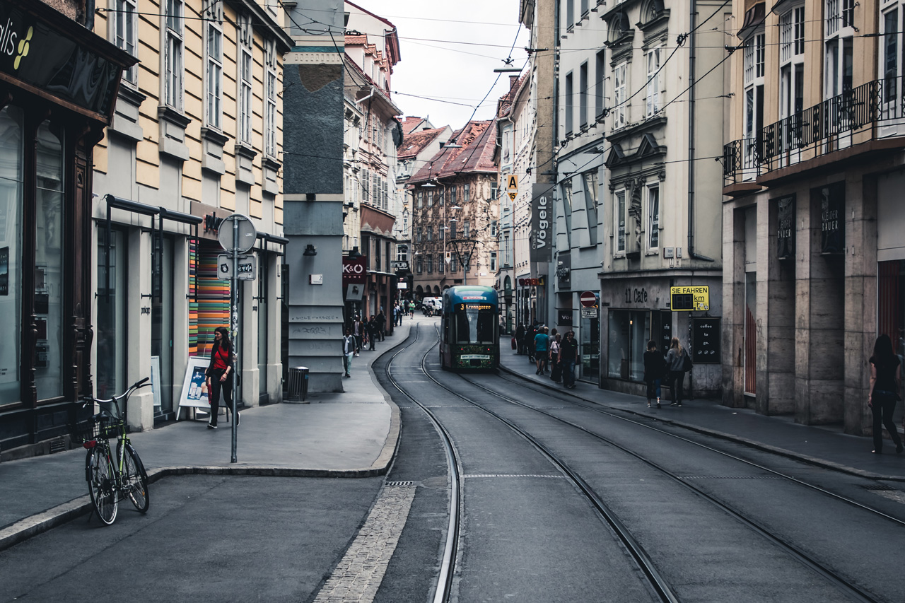 SaMBA Transnational Workshop on Sustainable Mobility in the Alpine Region: 2.10., Graz