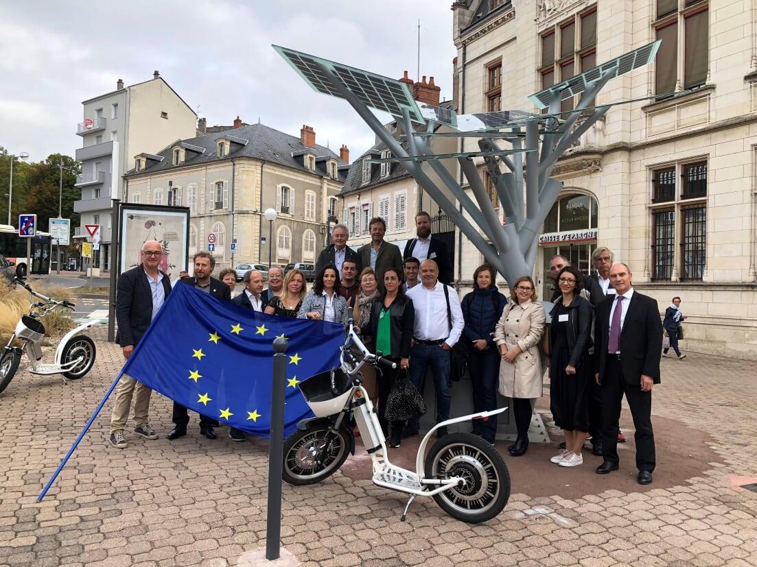 Carpe Digem Kick-Off Meeting in France