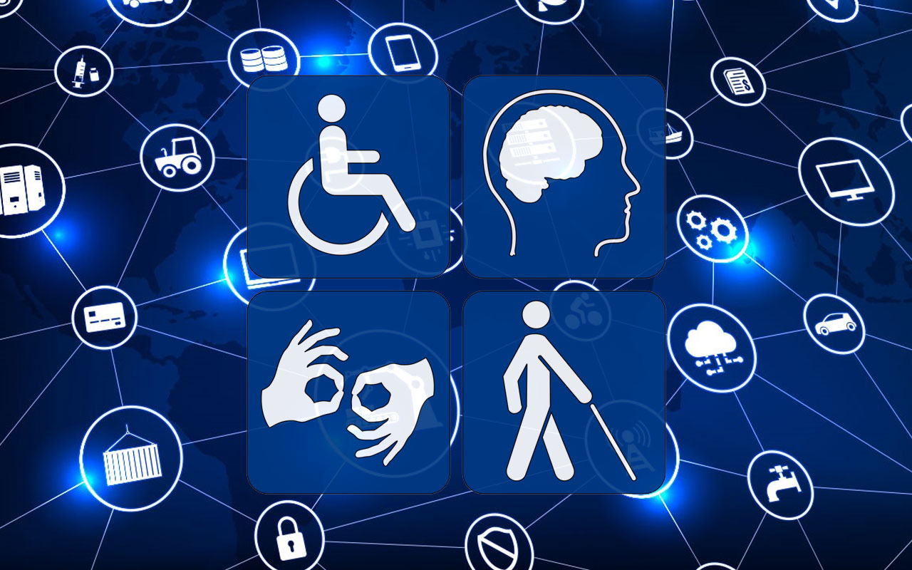 The impact of the fourth and fifth industrial revolution on the lives of people with disabilities