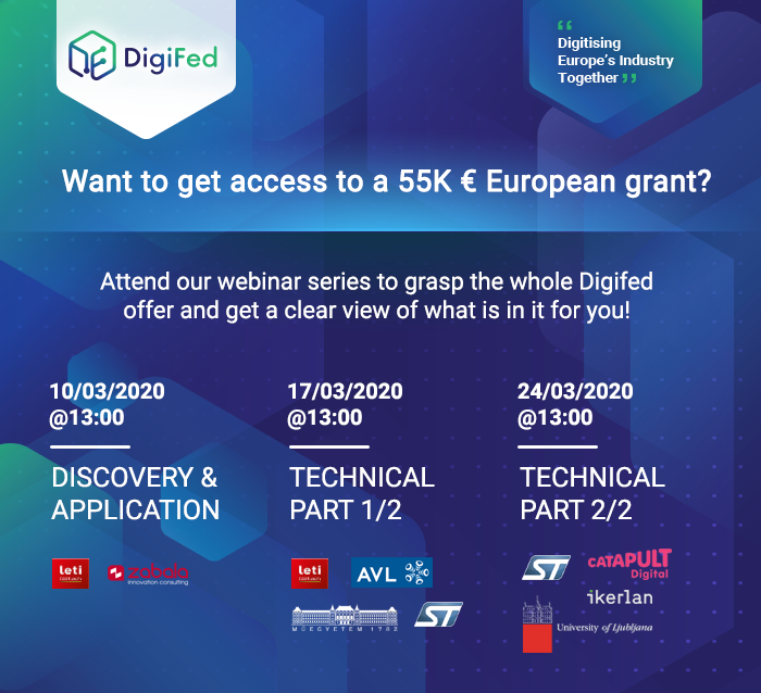 DigiFed: Digitising Europe's Industry Together