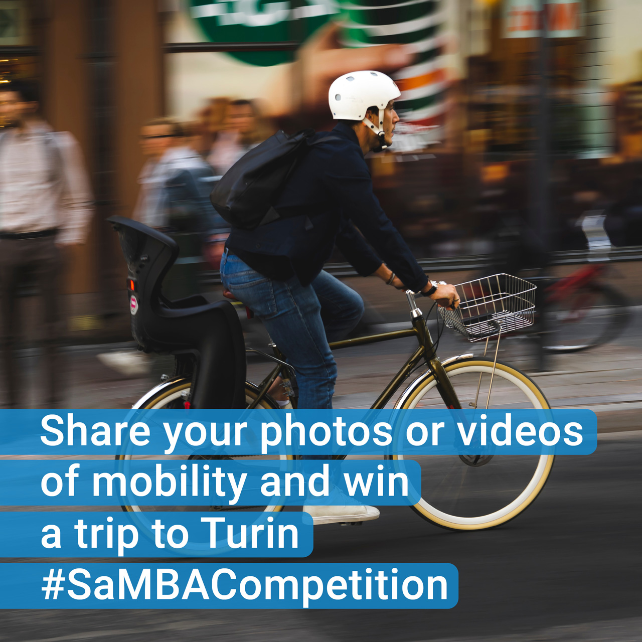Photo and video competition on the future of Alpine mobility