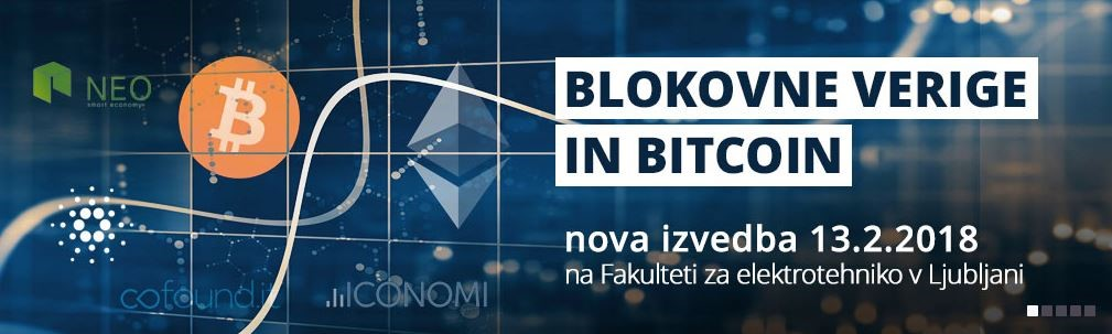 Blokovne verige in Bitcoin – 13.2.2018