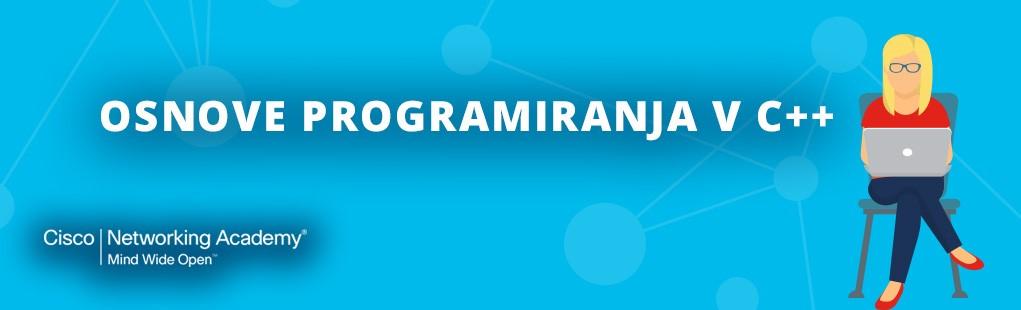 Tečaj programiranja v C++