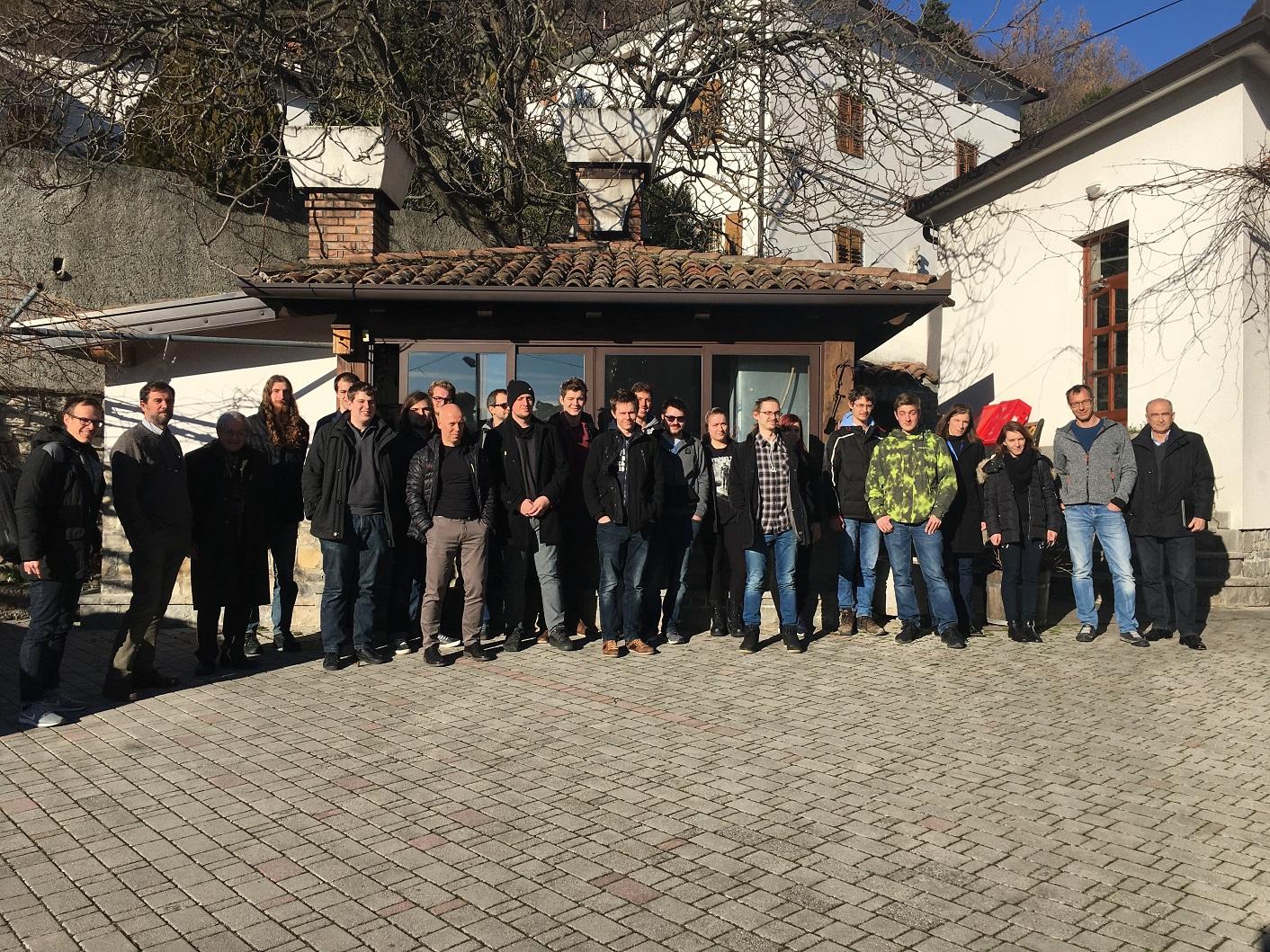 LTFE in LMMFE študentska ekskurzija na Primorsko