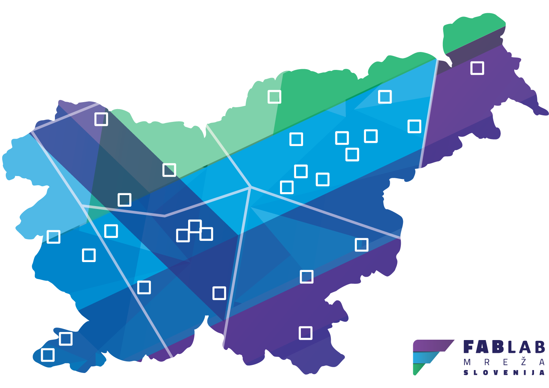 Predstavitev mreže FabLab Slovenija kot primer dobre prakse