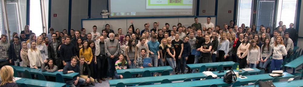 Startup vikend – zmagovalna ekipa