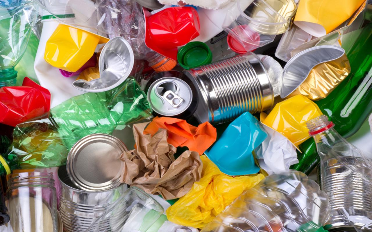 Nevidno življenje odpadkov