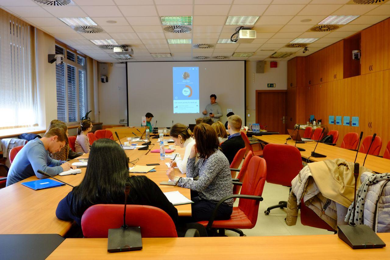 Projektni sestanek kulTura