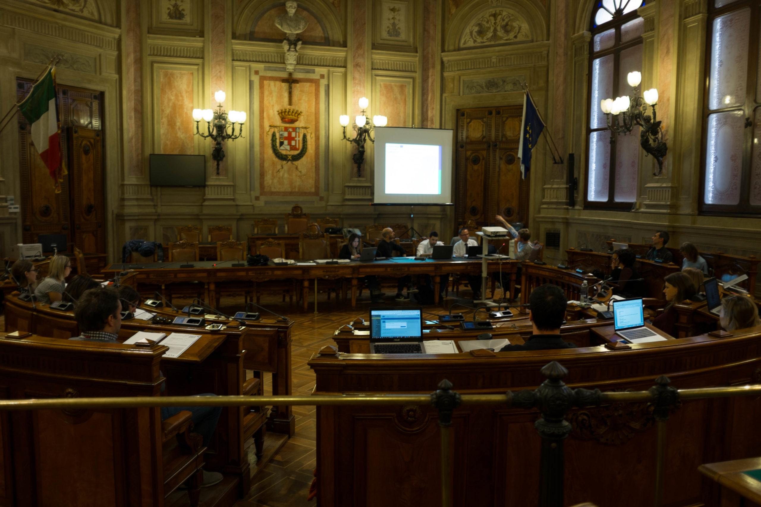4. projektni sestanek SaMBA v Padovi