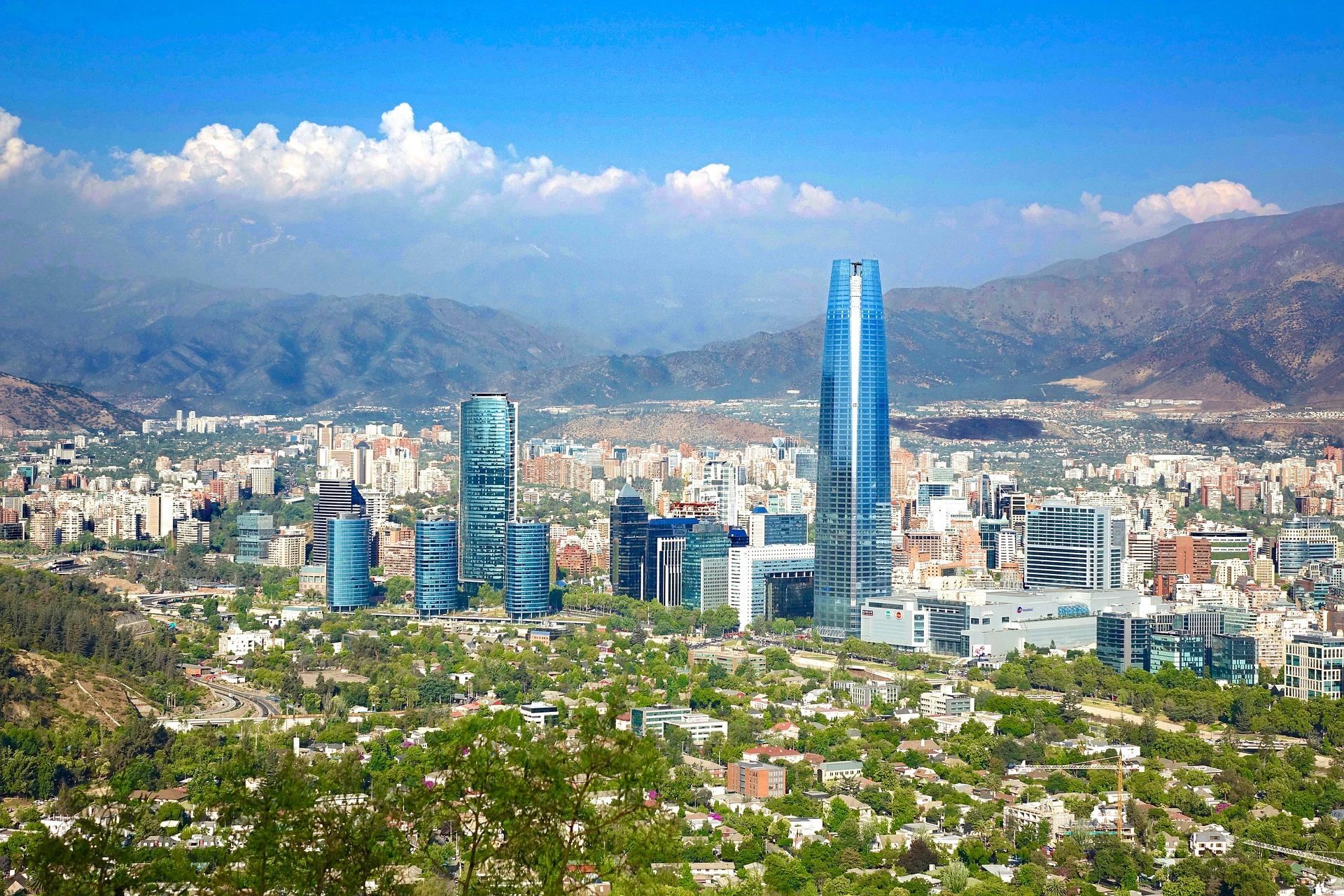 16. Mednarodna konferenca o okoljski, kulturni, ekonomski in socialni trajnosti v Čilu