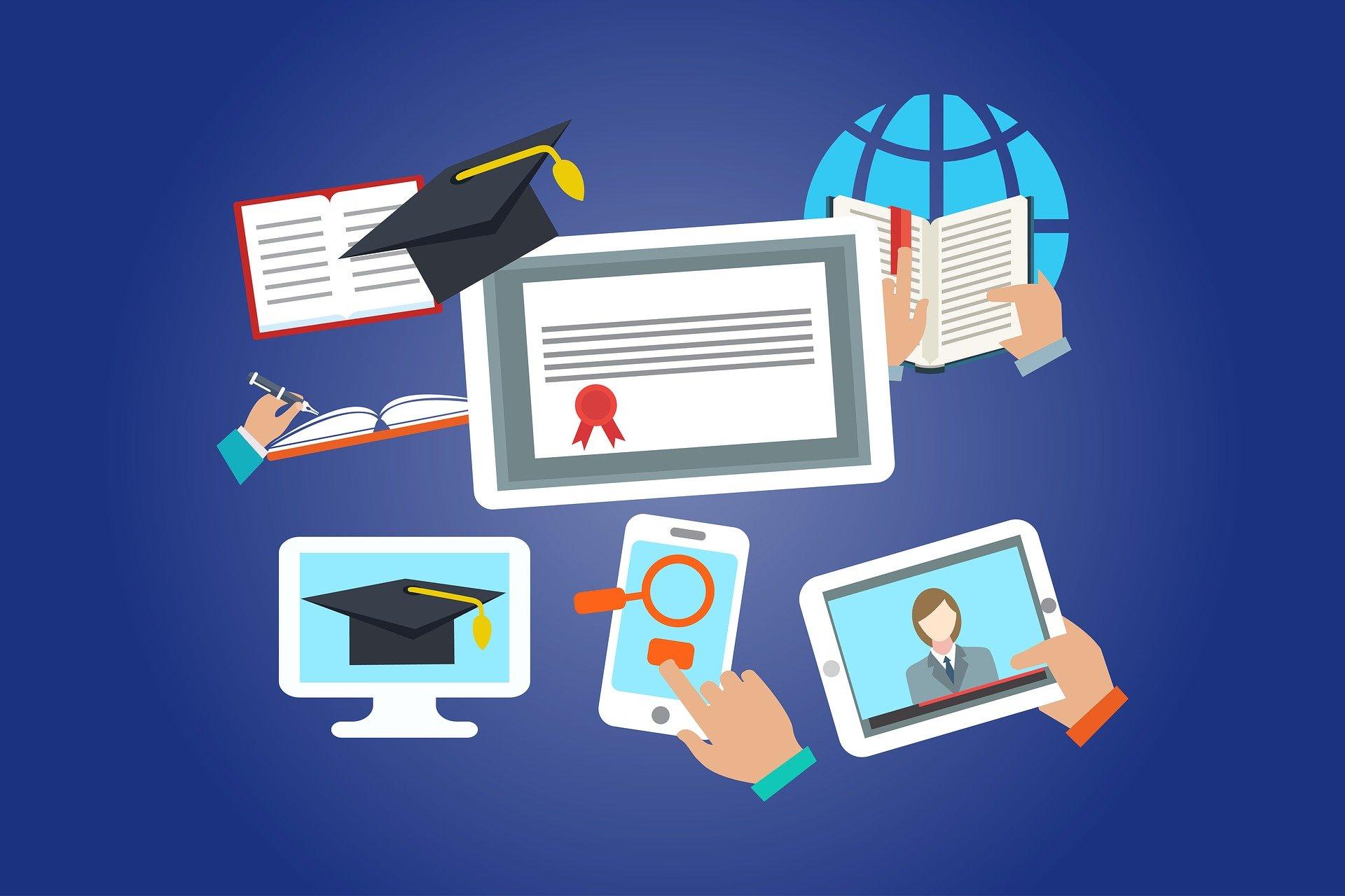Posodobljen napovednik izobraževanj v okviru ICT Academy