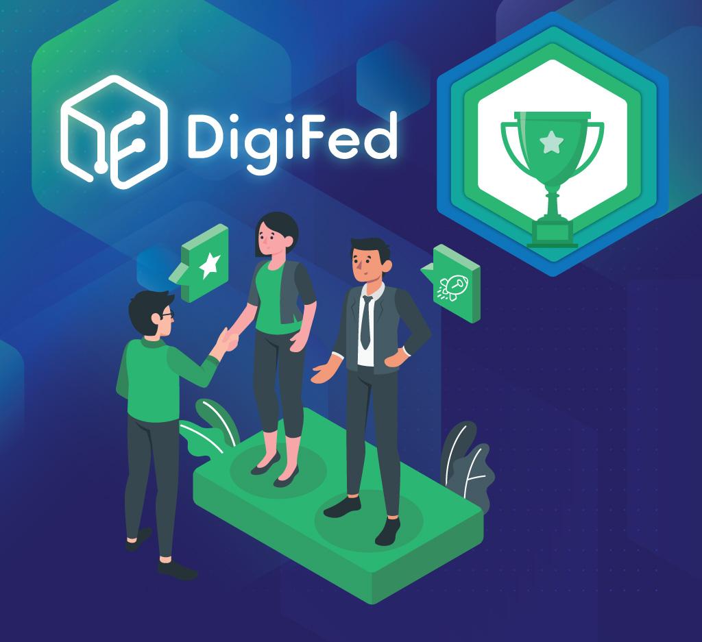 Rezultati razpisa DigiFed za financiranje razvoja tehnologij v evropskih malih in srednje velikih podjetjih