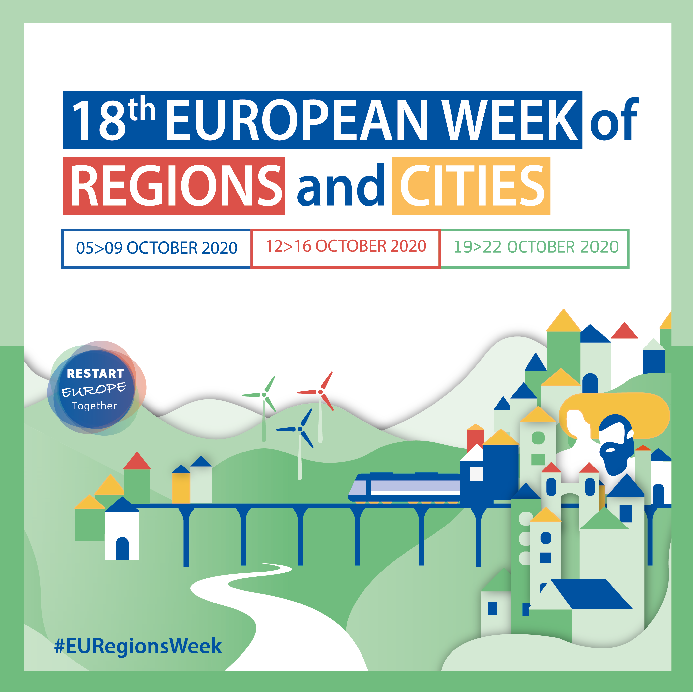 Na 18. Evropskem tednu regij in mest tudi doc. dr. Emilija Stojmenova Duh