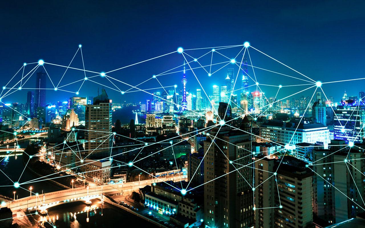 IoT platforma in storitve za pametna mesta