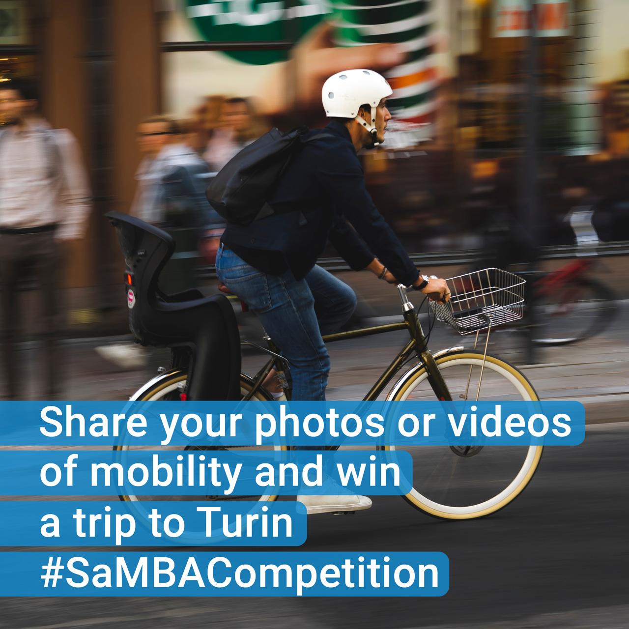 Foto in video natečaj o prihodnosti alpske mobilnosti