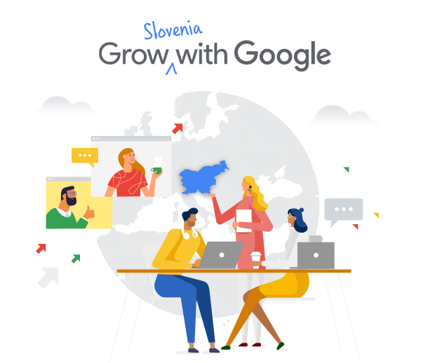 Predstavitveni dogodek- Grow Slovenia with Google