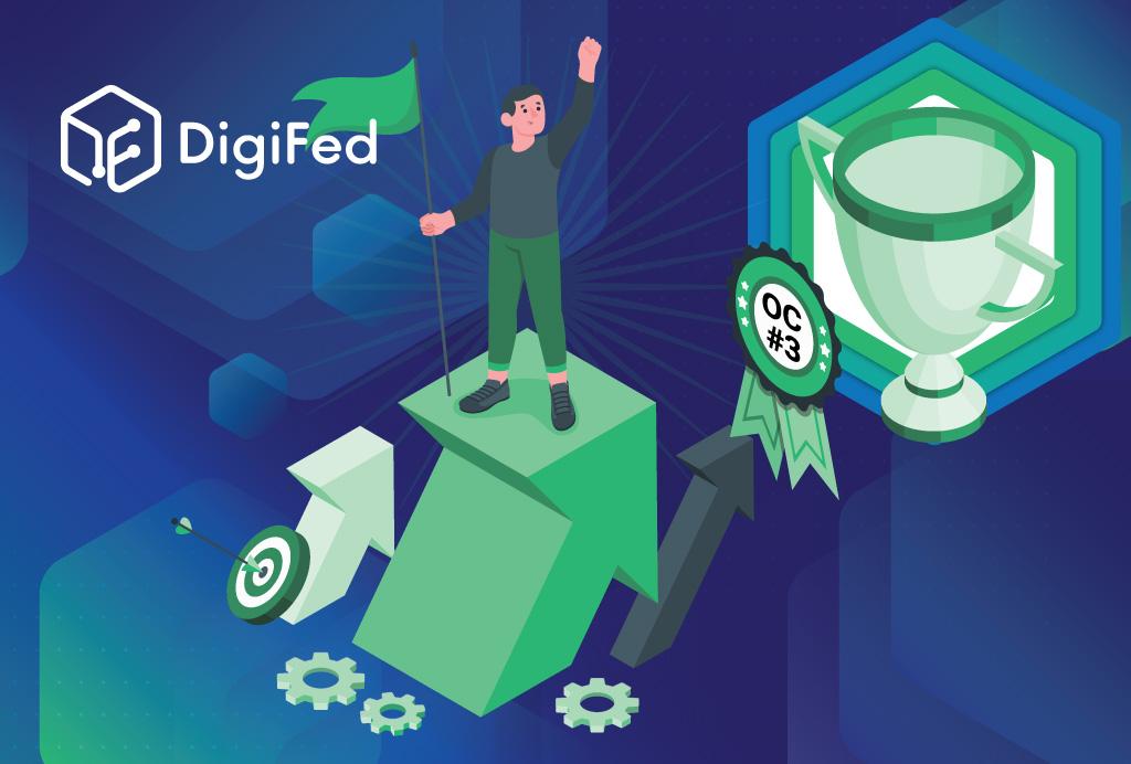 Rezultati tretjega poziva DigiFed Aplikacijski eksperiment