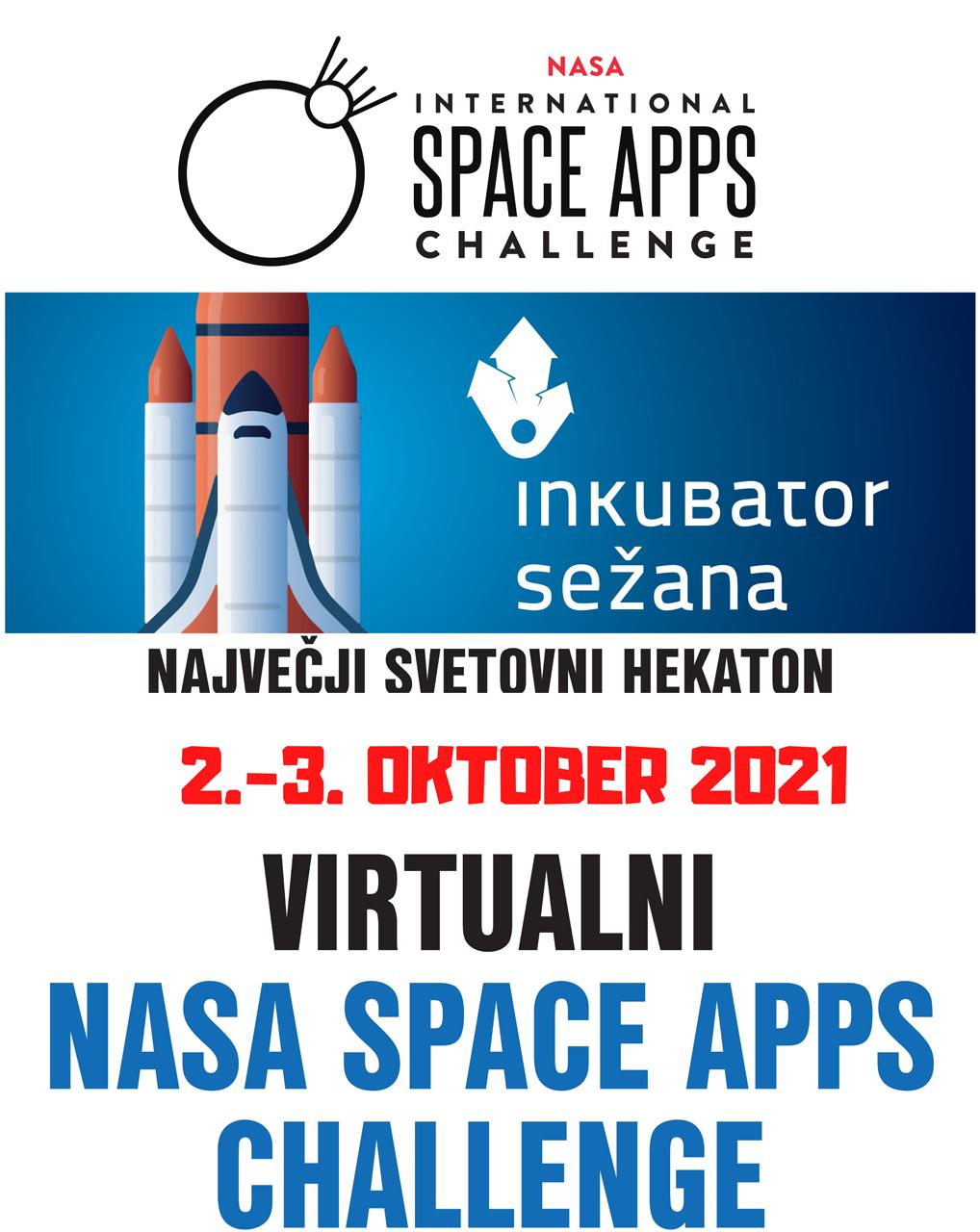 NASA International Space Apps Challenge Sežana 2021