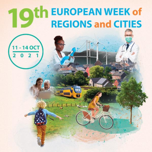 19. Evropski teden regij in mest »Majhno in povezano je lepo: Vzpodbujanje digitalne vključenosti in inovacije prek podeželskih mikro vozlišč«