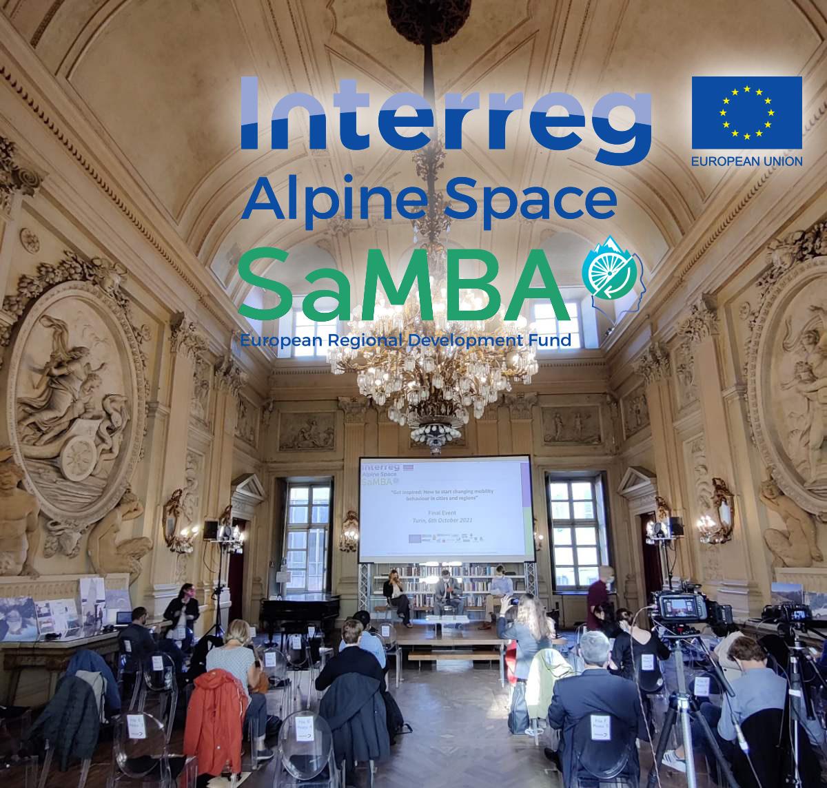 Zaključni dogodek projekta SaMBA
